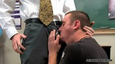 Teacher Sucked By His Student