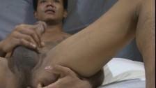 Thai Gay Boy Plays Around