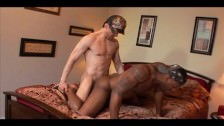 Interracial Gay Porn Boyfriends Cum On Eachother