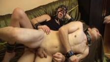 Master Fucks Twink Slave Until He Obeys